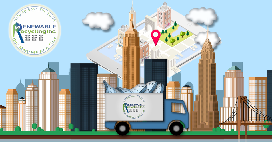 City & Town Mattress Recycling Programs - Long Island | New York