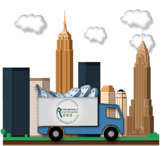 City & Town Mattress Recycling Programs | Long Island and New York